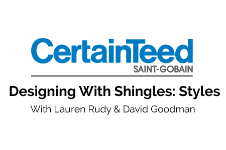 Designing with Shingles